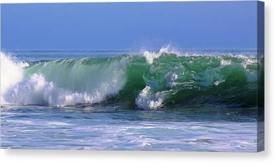 Wave Study 97 Canvas Print