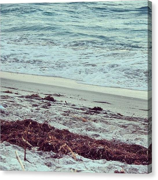 Jupiter Canvas Print - #waves #surf #photooftheday by Jake Work