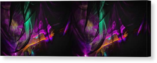 Way Cool Canvas Print by Dennis James