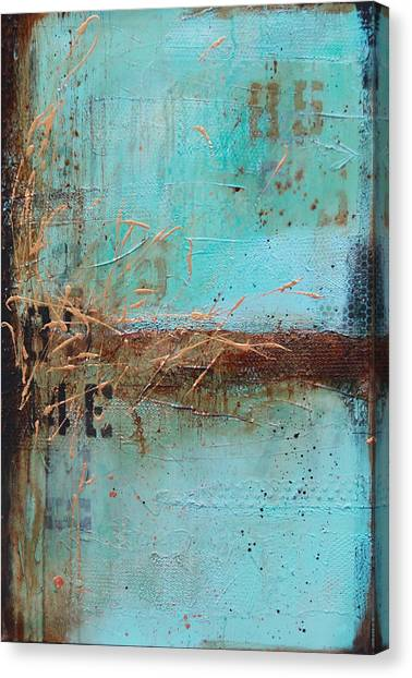 Weathered # 10 Canvas Print