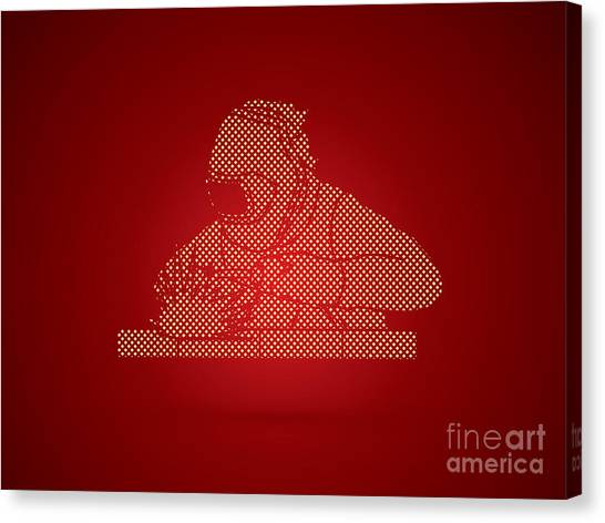 Flash Canvas Print - Welder Working Welding Designed Using by Arak Rattanawijittakorn