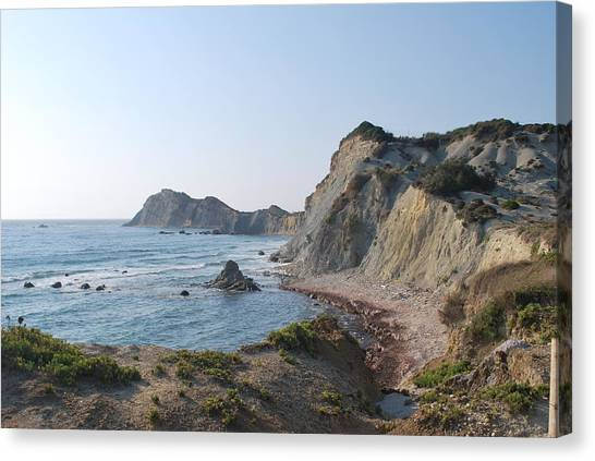 West Erikousa 1 Canvas Print