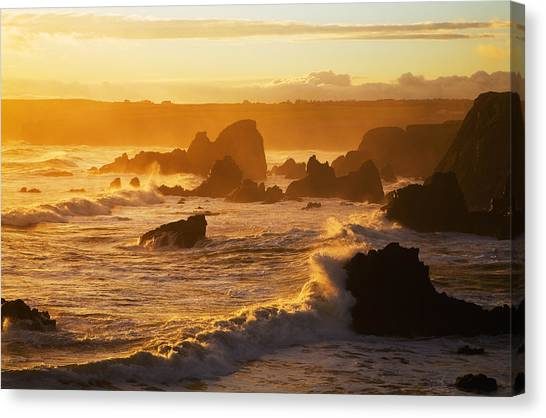 Waterford Canvas Print - Westerly View, From Bunmahon, The by Panoramic Images