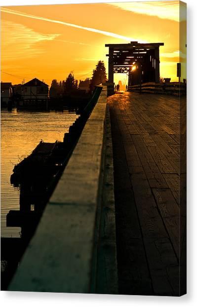 Westham Island Bridge Canvas Print