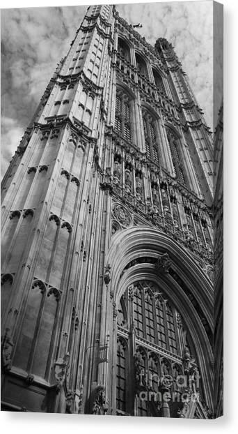 Westminter Abbey Canvas Print