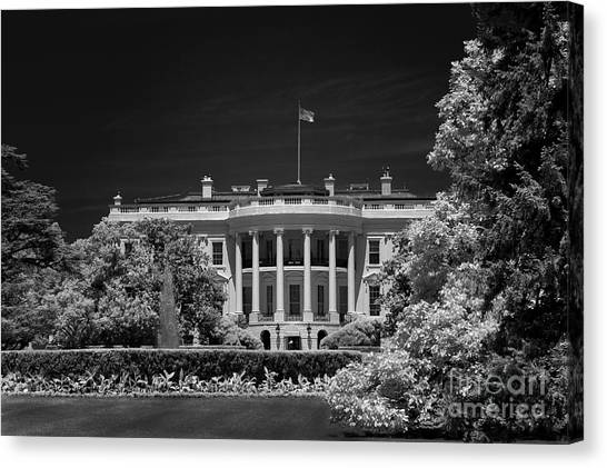 WH1 Canvas Print by Mike Kurec