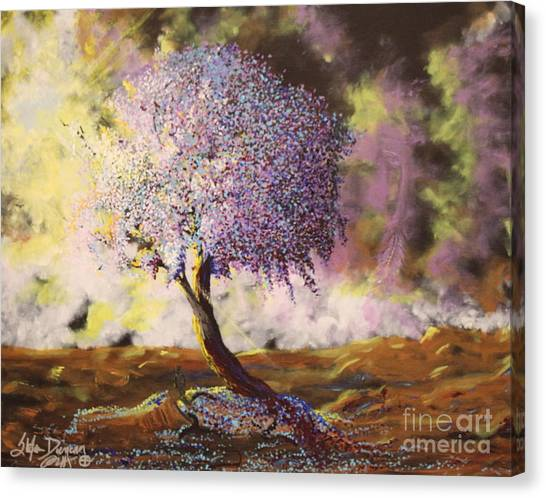 What Dreams May Come Spirit Tree Canvas Print