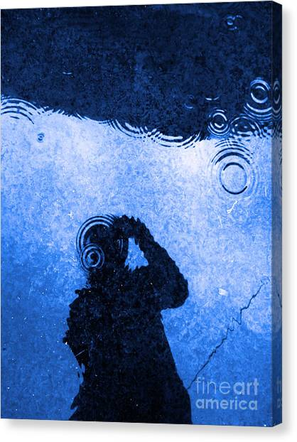 When The Rain Comes Canvas Print