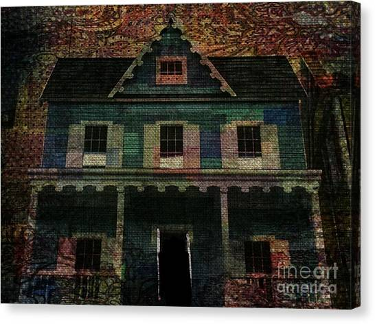 Where's My Dolly Canvas Print by Denisse Del Mar Guevara