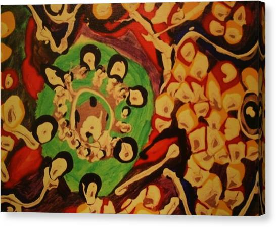Canvas Print - Whirlpool by Corey Haim