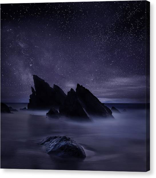 Whispers Of Eternity Canvas Print