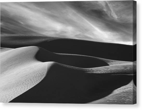 White Sands #2 Canvas Print