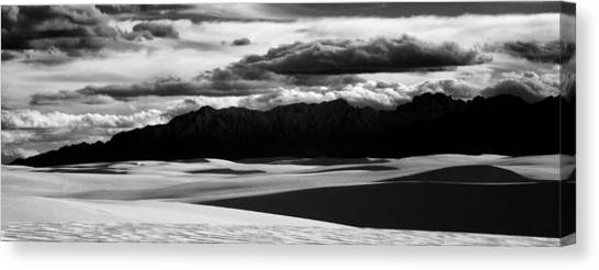 90160 White Sands Nm Panorama Canvas Print