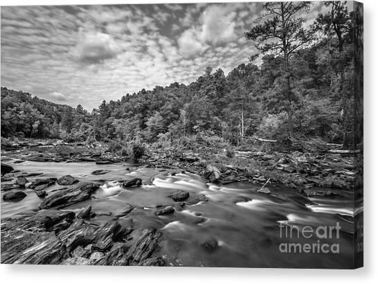 Sweetwater Creek Canvas Print