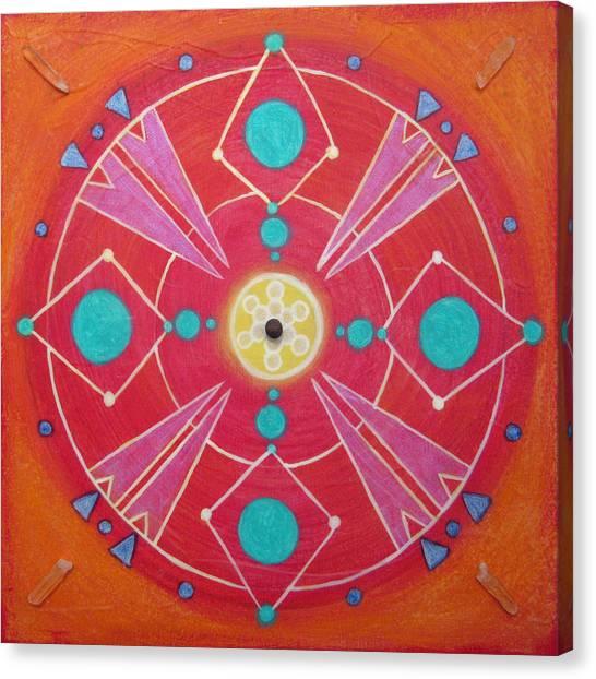 Wholeness Canvas Print