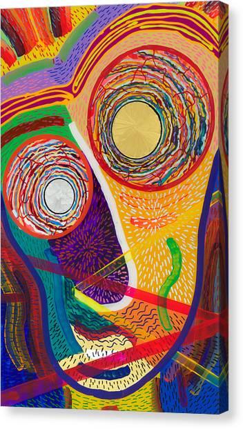 Wilfrieda Canvas Print by Patrick OLeary