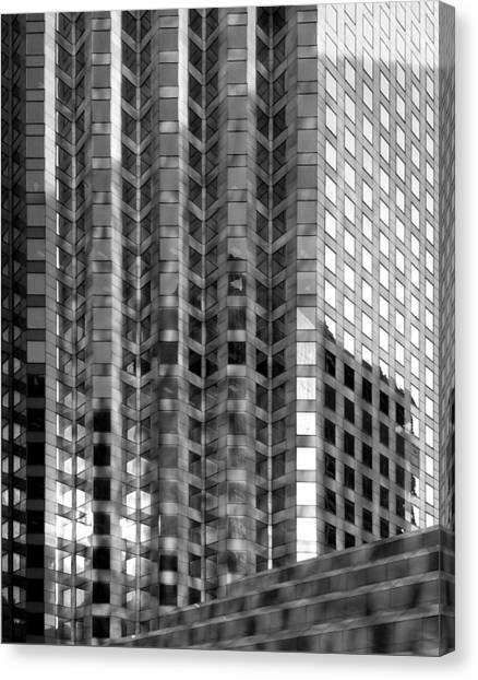 Window Patterns Canvas Print