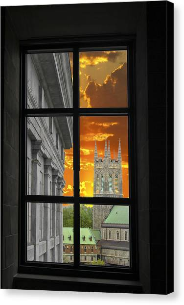 Window Series 03 Canvas Print