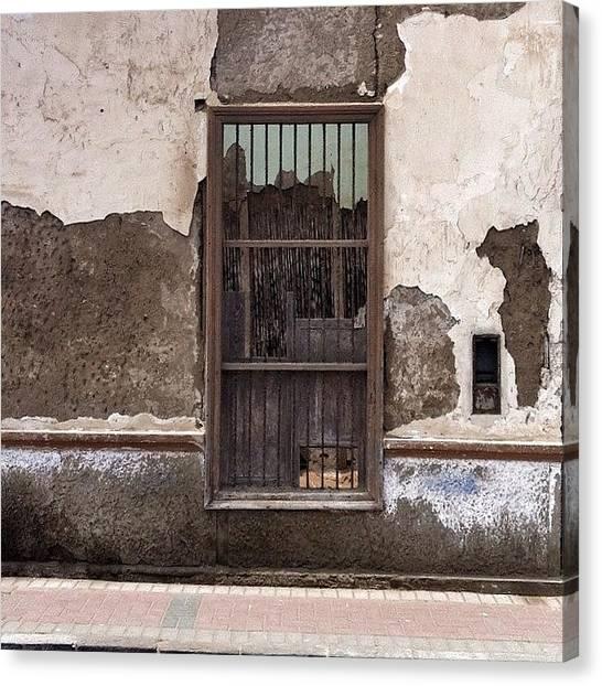 Law Enforcement Canvas Print - #window #windows8 #wallfilth #windowart by Darren O' Dea