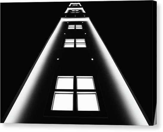 Window Canvas Print - Windows by Jutta Kerber