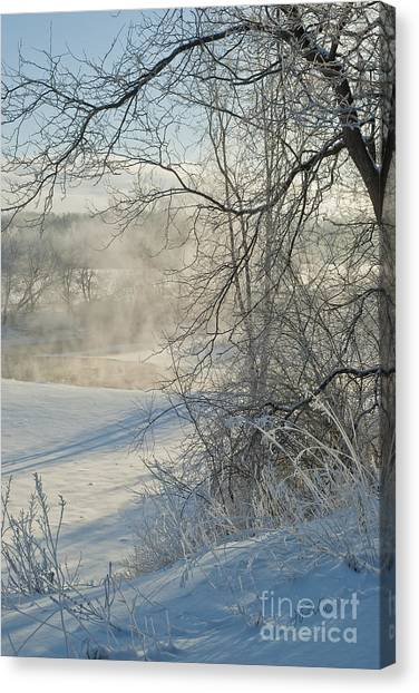 Winter Pastorale IIi Canvas Print