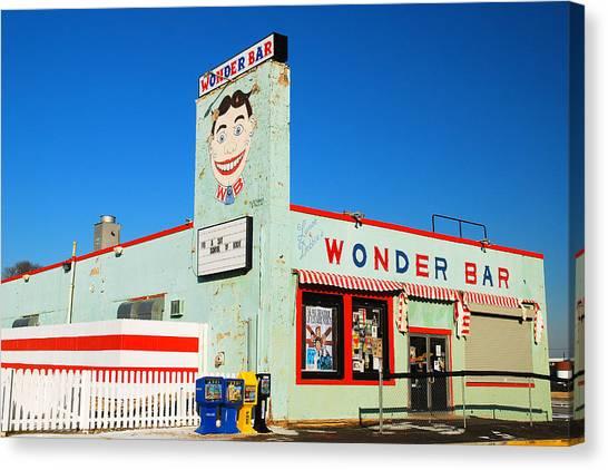 Wonder Bar Asbury Park Canvas Print