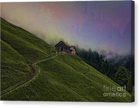 Wonderland-2 Canvas Print