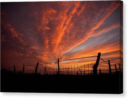 Wonderous Sky Canvas Print