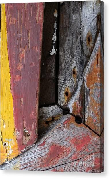 Wood Craft Canvas Print