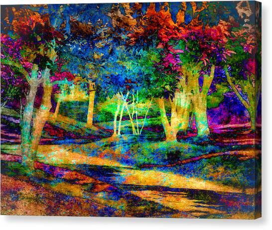 Woodland Gem Canvas Print