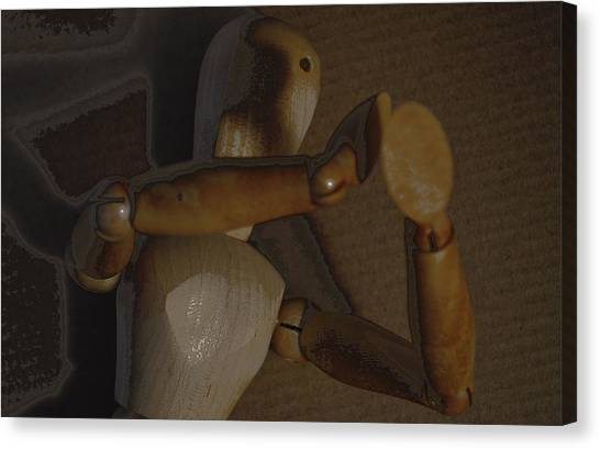 Woodmaan Canvas Print