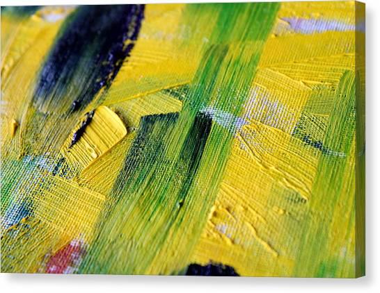Work In Progress Canvas Print by Tom Atkins