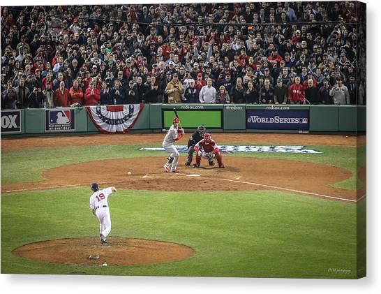 World Series Game Six 2 Canvas Print