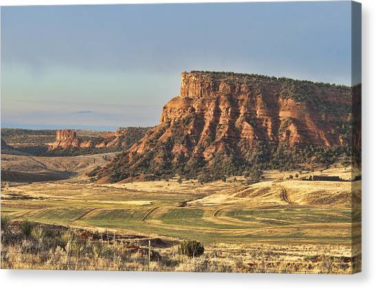 Wyoming Canvas Print