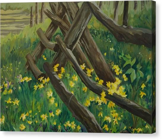 Wyoming Summer Canvas Print