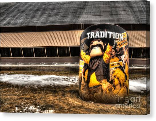 Wyoming Tradition Canvas Print