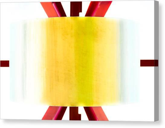Xo - Color Canvas Print