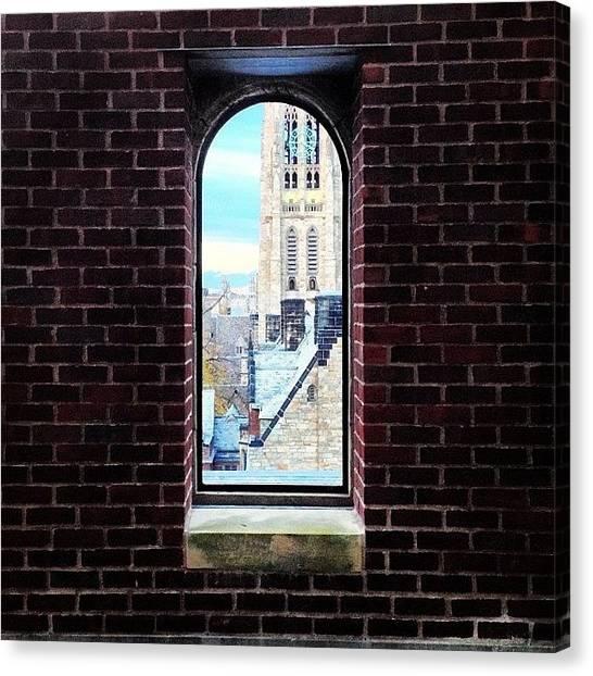 Yale University Canvas Print - Yale by Jannis Werner