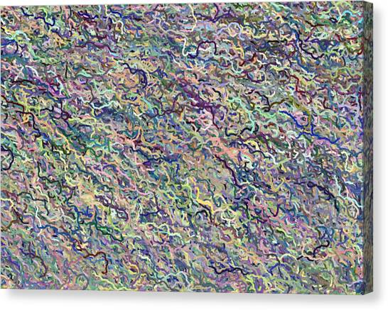 Search Canvas Print - Yarning To Be by Diana Marcone