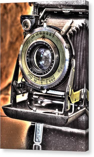 Years Back Kodak Canvas Print
