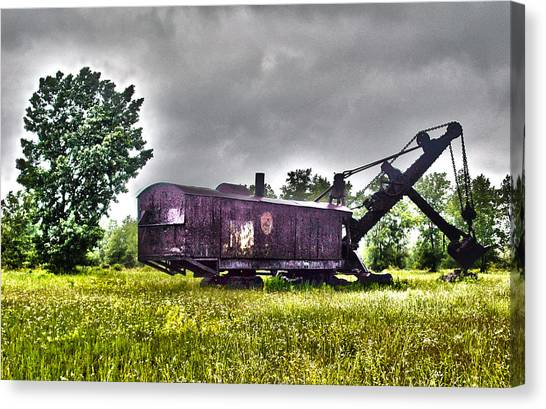 Yesteryear - Hdr Look Canvas Print