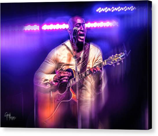 Yonkers Riverfest - Jermaine Paul  Canvas Print