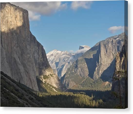 Yosemite National Park Canvas Print by Steven Lapkin