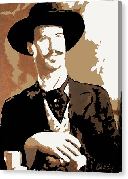 Your Huckleberry Canvas Print