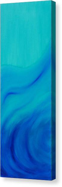 Your Wave Mirrored Canvas Print