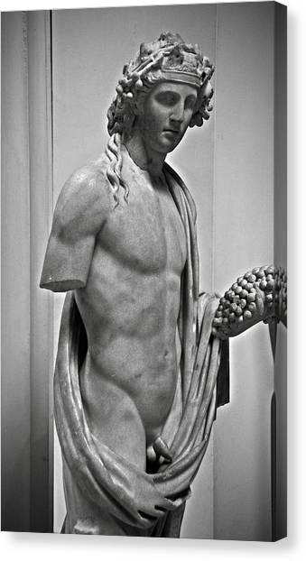 The British Museum Canvas Print - Youthful Dionysus by RicardMN Photography