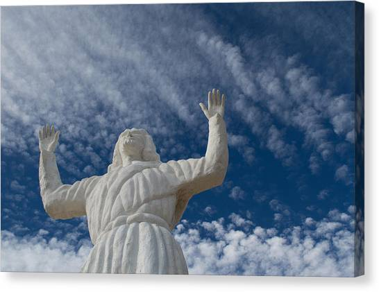 Yucca Valley Yeshua 11 Canvas Print