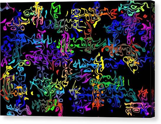 Zblerps Canvas Print