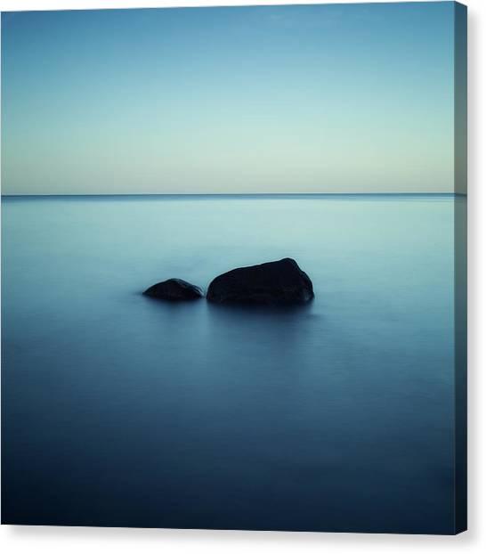 Sweden Canvas Print - Zen by Peter Fallberg