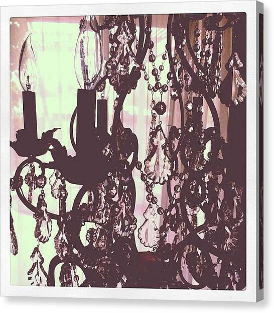 Mermaids Canvas Print - * Chandelier * by Mermaid Lifee